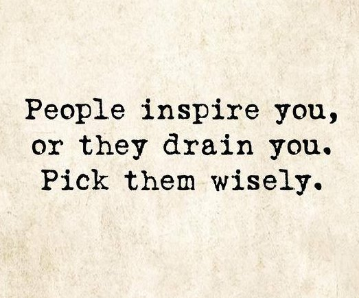 people who inspire you